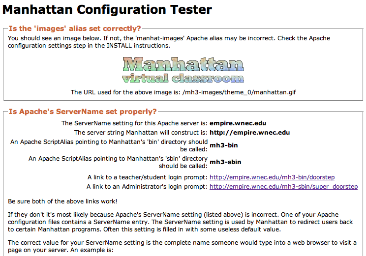 STEP 10: Initialize and test your configuration